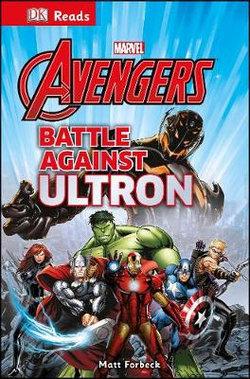 Dk Reads: Reading Alone: Marvel: The Avengers: Battle Against Ultron