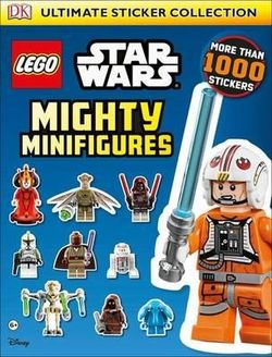 LEGO® Star Wars: Mighty Minifigures Ultimate Sticker Collection