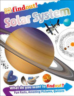 Find Out!: Solar System