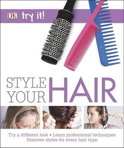 Hairdressing salon skills books buy online with free delivery try it style your hair fandeluxe Images