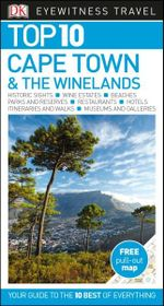 Cape Town and the Winelands - DK Top 10 Eyewitness Travel Guide