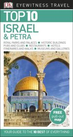 Israel and Petra - DK Top 10 Eyewitmess Travel Guide