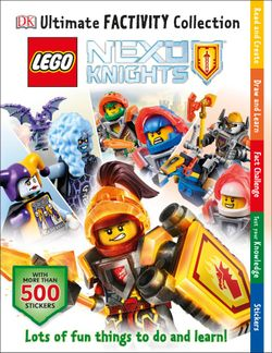 LEGO Nexo Knights Ultimate Factivity Collection