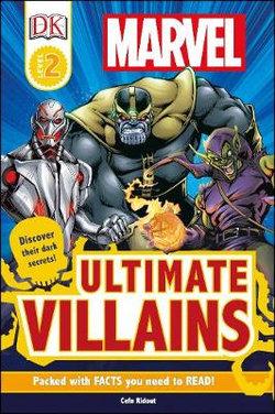 DK Reader: Marvel Ultimate Villains