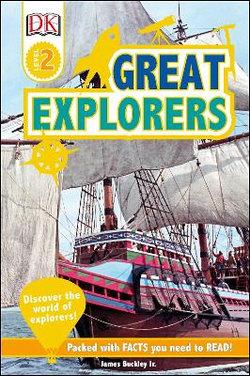 DK Reader: Great Explorers