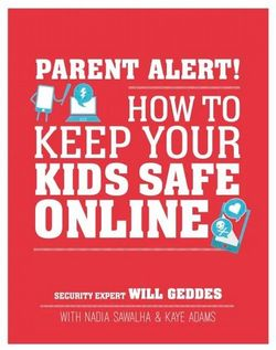 Parent Alert How To Keep Your Kids Safe Online