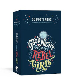 Greeting cards books buy online with free delivery angus robertson good night stories for rebel girls 50 postcards m4hsunfo