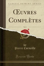 Oeuvres Completes, Vol. 3 (Classic Reprint)
