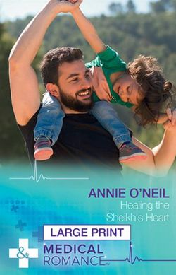Healing The Sheikh's Heart