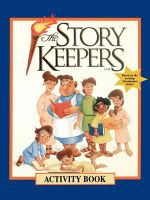The Storykeepers: Activity Book