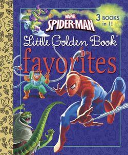 Marvel Spider-Man Little Golden Books Favorites