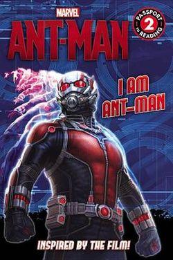 Marvel's Ant-Man: Reader