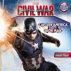 Captain America: Civil War 8x8 W/Add-On