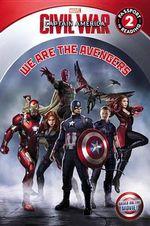 Captain America: Civil War Reader #1