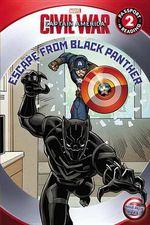 Captain America: Civil War Reader #2
