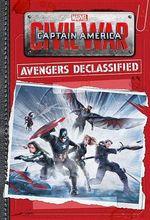 Captain America: Civil War Heroes Journal