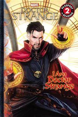 I Am Doctor Strange