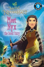 Meet Nyx the Scout Fairy