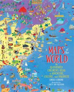 Maps Of The World Angus Robertson