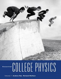 Essential College Physics, Volume 1