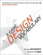 A Game Design Vocabulary