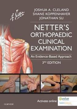Netter's Orthopaedic Clinical Examination