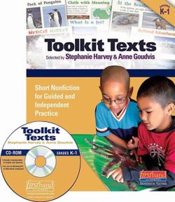 Toolkit Texts: Grades Prek-1