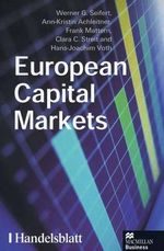 European Capital Markets