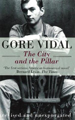 "an examination of the book the city and the pillar by gore vidal Book ""the city and the pillar"" by gore vidal graphic design, print design, publishing, 645 22 2 published: add to collection tools used tools adobe photoshop view gallery → download now → about about my version of the cover for gore vidal's novel  collage gustave dore gore vidal book cover binding."