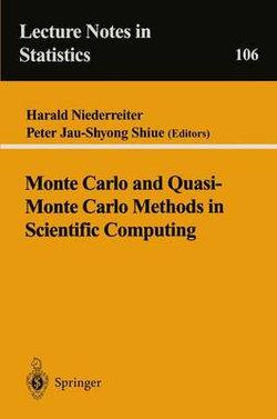 Monte Carlo and Quasi-Monte Carlo Methods in Scientific Computing
