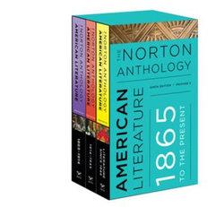 The Norton Anthology of American Literature 9E Volumes C+d+e