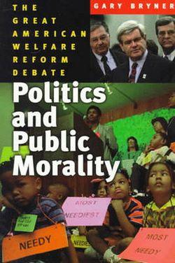 Politics and Public Morality