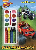 Blaze Takes the Lead! (Blaze and the Monster Machines)