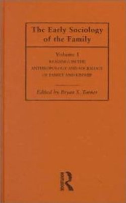 The Early Sociology of the Family
