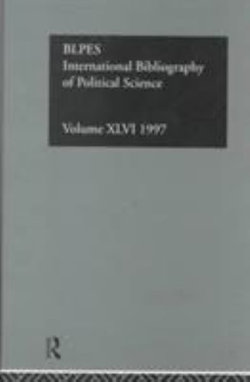 IBSS: Political Science: 1997 Volume 46