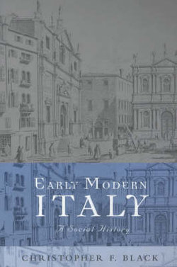 Early Modern Italy
