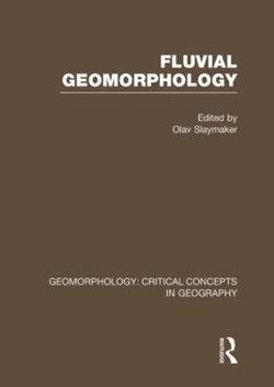 Fluv Geom: Geom Crit Conc Vol