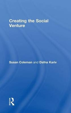 Creating the Social Venture
