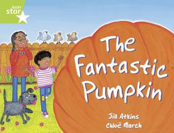 Rigby Star Guided 1/P2 Green Level: The Fantastic Pumpkin (6 Pack) Framework Edition