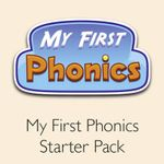My First Phonics Starter Pack