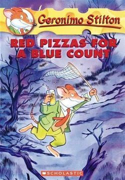Red Pizzas for a Blue Count