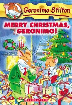 Merry Christmas, Geronimo!