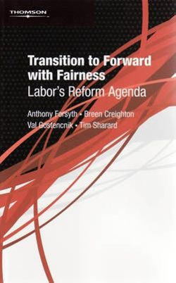 Transition to Forward with Fairness