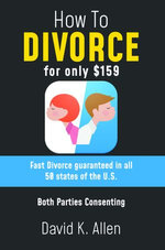 How to Divorce for Only $159