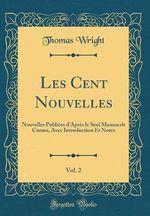 Les Cent Nouvelles, Vol. 2