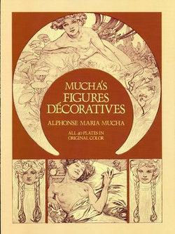 Mucha's Figures Décoratives