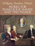 Works for Piano Four Hands and Two Pianos