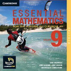Essential Mathematics for the Australian Curriculum Year 9 PDF textbook