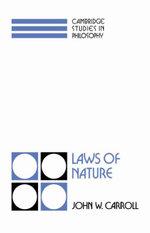 Cambridge Studies in Philosophy: Laws of Nature