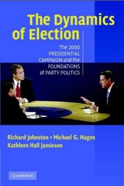The 2000 Presidential Election and the Foundations of Party Politics